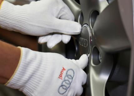 Audi knackt Verkaufsrekord