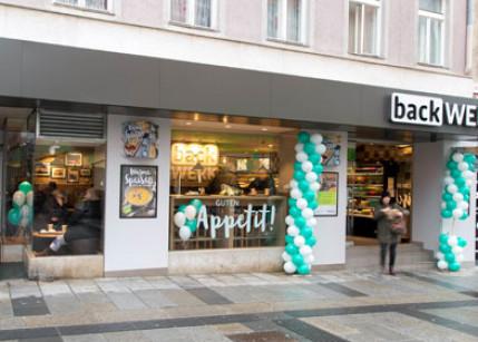 BackWerk baut seine Präsenz in Wien weiter aus