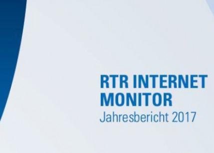 """""""RTR Internet Monitor"""": neue Publikationsreihe veröffentlicht"""