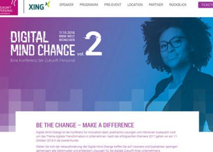 Event-Tipp: Digital Mind Change Vol. 2