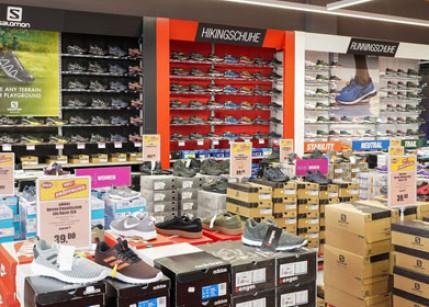 Hervis eröffnet neuen Trendstore in St. Pölten