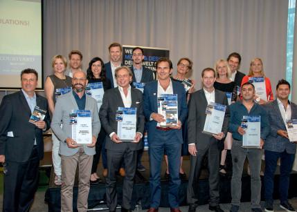 Awards für Einrichter