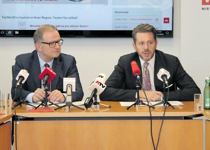 In Österreich fehlen 162.000 Fachkräfte