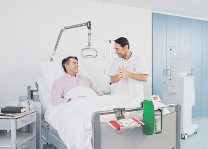 Spitalsinfektionen sind für Medizin Herausforderung