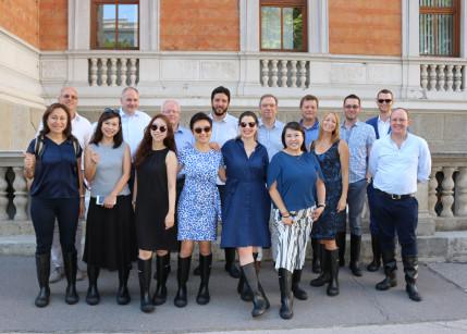Milestones lud zum internationalen Treffen des PR-Networks
