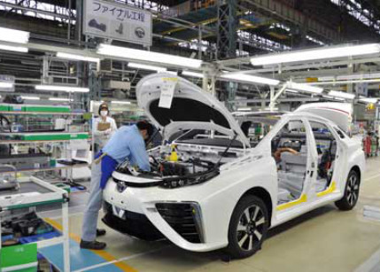 Zieht Toyota an VW vorbei?