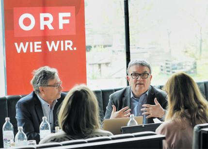 """Erste """"Livebilder"""" aus dem neuen ORF-Player"""