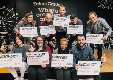 Hoppla, jetzt kommt Talent Garden Innovation School