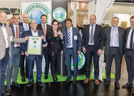 Norma: Eigenmarke Bio Sonne zur Green Brand Austria auf der Biofach ausgezeichnet
