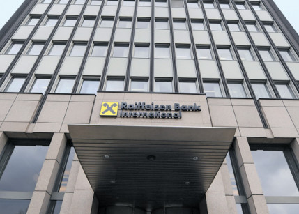 Höhere Kernerträge bei RBI