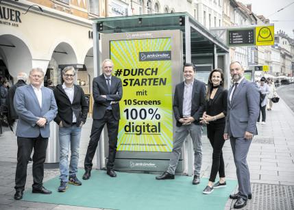 Digitaler Hauptplatz