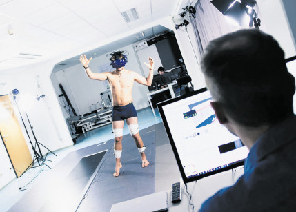 Professur für Biomechanik