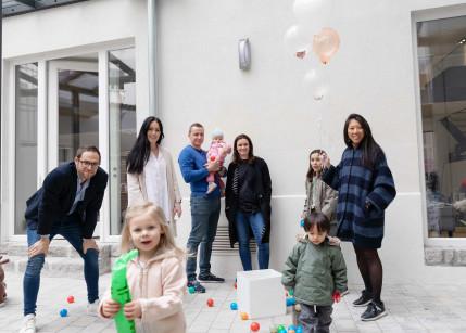 """Ein """"Herzensprojekt"""": Parents of Austria"""