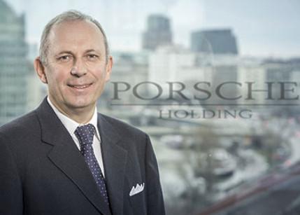 Leichtes Minus bei Porsche Holding