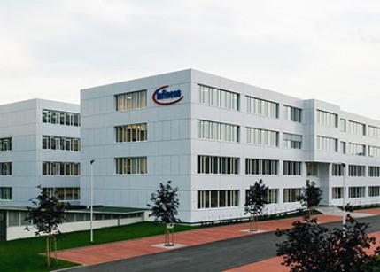 Neues Infineon Forschungsgebäude in Linz offiziell eröffnet