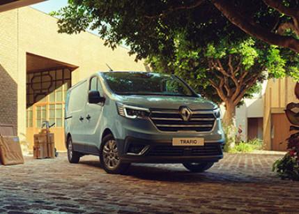 Renault hat den Trafic überarbeitet
