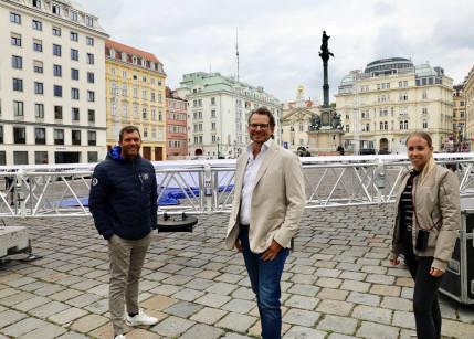 Porsche Media & Creative verantwortet Auftritt von Porsche Austria der Wiener Elektro Tage am Hof