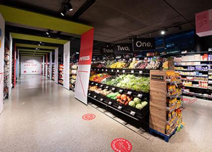 Erstmalig in Österreich: MPreis eröffnet bargeldlosen Supermarkt