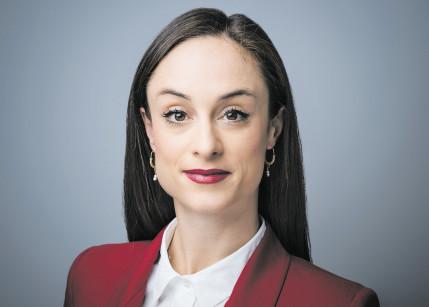 Tina Pogacic im Vorstand