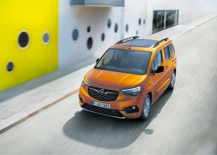 Opel macht den Combo elektrisch