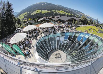 Alpbach stärkt Industrie und Wissenschaft