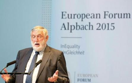 """Europäisches Forum Alpbach widmet sich 2016 der """"Aufklärung 2.0"""""""