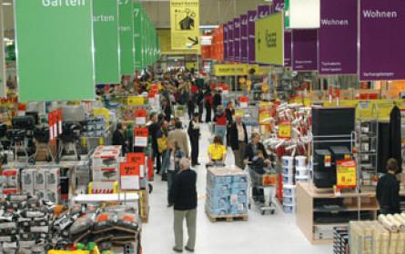 bauMax verkauft 6 weitere Märkte