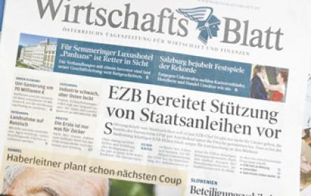 """""""WirtschaftsBlatt"""" ist 20"""