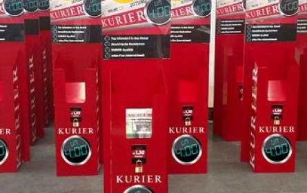 """""""Kurier"""" startet neue Nachmittagsausgabe in Wien"""