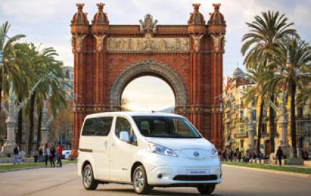 Nissan gibt bei den Stromern Gas