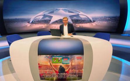 ORF baut Fußball-Berichterstattung aus und startet Fußball-App