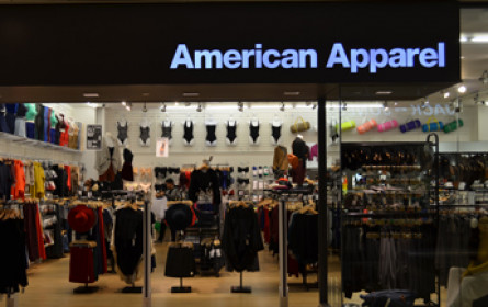 American Apparel meldete Insolvenz an
