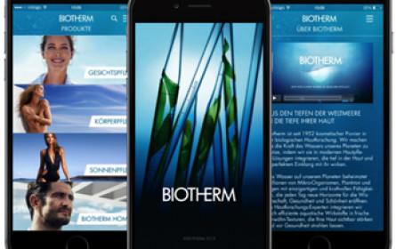 Die Biotherm Life App bringt Partner und Marke näher zusammen