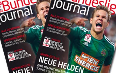 Mediaprint produziert erstmals Bundesliga-Journal