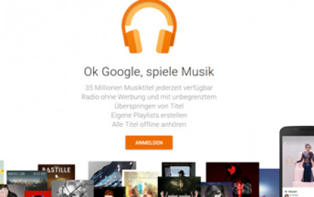 Google erweitert Musikdienst um kuratierte Playlisten