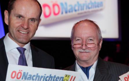 """""""OÖNachrichten"""" feierten 150 Jahre Zeitungsgeschichte"""