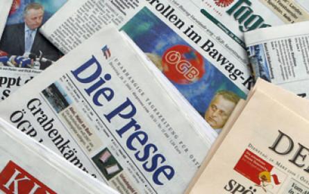 Media-Analyse 2014/2015: 69% Reichweite für Tageszeitungen