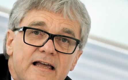 Weltstahlverband nominiert erneut Wolfgang Eder
