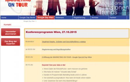 Marketing on Tour macht Halt in Wien