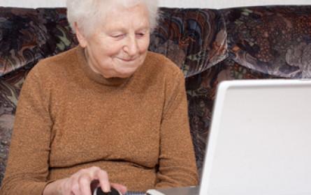 Die Internetnutzer werden immer älter