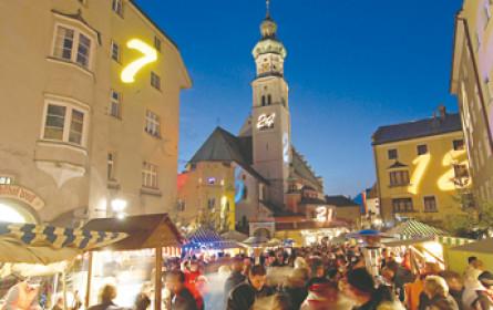 Knapp 2 Mrd. € Weihnachtsumsatz prognostiziert