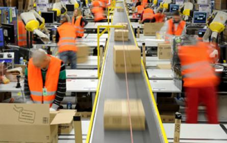 Gewerkschaft macht Amazon Druck