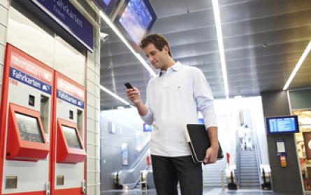 Digitale ÖBB: 30 Bahnhöfe erhalten Gratis-WLAN