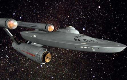 """""""Raumschiff Enterprise"""" kehrt auf den Bildschirm zurück"""