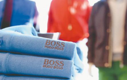 Hugo Boss will mit Wintermode punkten