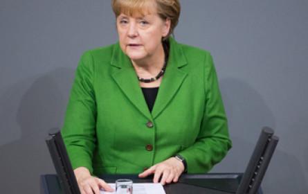 Merkel: Daten sind Rohstoffe des 21. Jahrhunderts