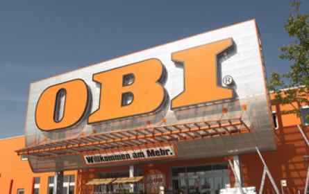Obi eröffnet erste bauMax-Filialen wieder
