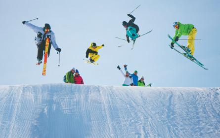 ORF mit 68 Live-Stunden von der Snowboard- & Freestyle-WM