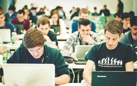 Auf der Suche nach IT-Talenten