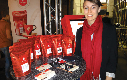 Neue Ideen vom Coffee Festival